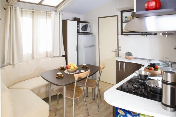 Mobile Home Deluxe, Holiday Park Sardinia, Camping Village Valledoria